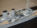 HMSエクセター中央部3