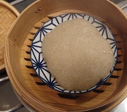 劉虎峰特製大根もちと豆板醤スープの雑煮5