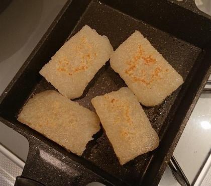 劉虎峰特製大根もちと豆板醤スープの雑煮11