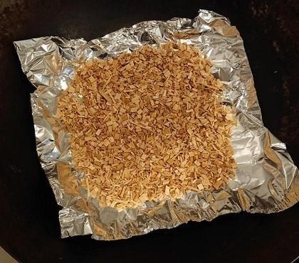 くん製づくしの香り高きネオ親子丼1