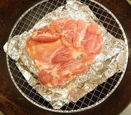 くん製づくしの香り高きネオ親子丼3