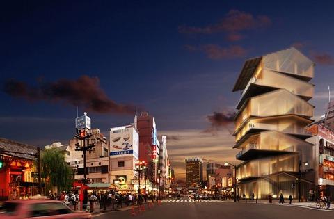 浅草文化観光センターパース2