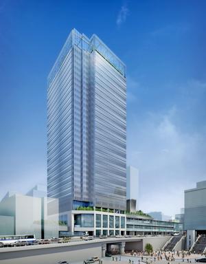 JR新宿南口ビル