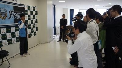20181023昌平高校サッカー部原田君