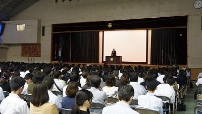 20181027浦和高校教育活動説明会