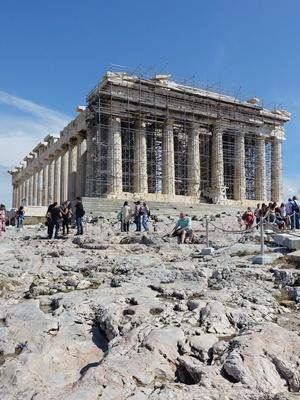 パルテノン神殿1811