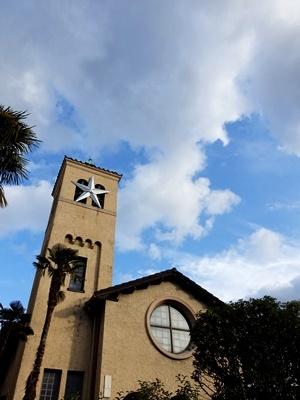 カトリック伏見教会星飾り1901