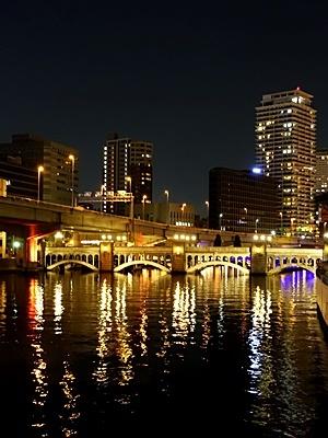 淀屋橋夜景1903