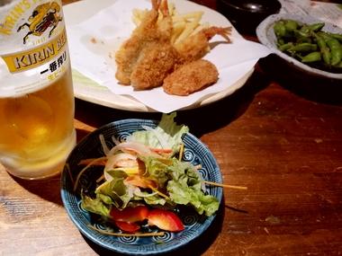 松江市 八軒屋町  藤井ビル2F!沖縄料理 島球