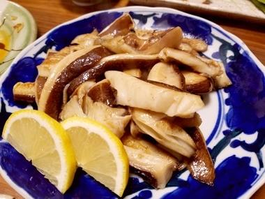 ジャンボ椎茸♪