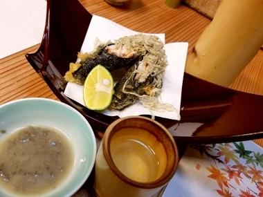 蟹の風味が堪らない(>_<)