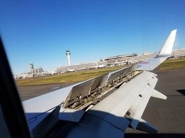 羽田空港着♪