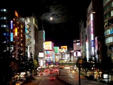 東京NIGHT!