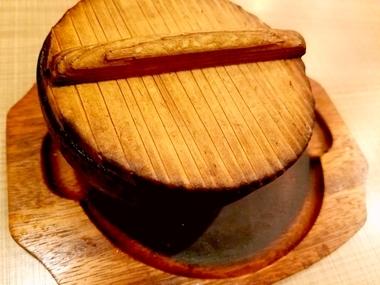 鉄鍋麻婆豆腐♪