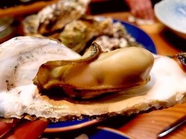 焼き牡蠣も好き♪