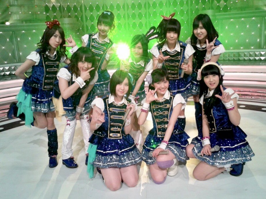 AKB48SHOW!NO NAME「希望について」が放送されるよ~!
