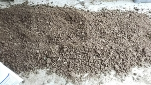 190325アミノ酸堆肥一つ完成する
