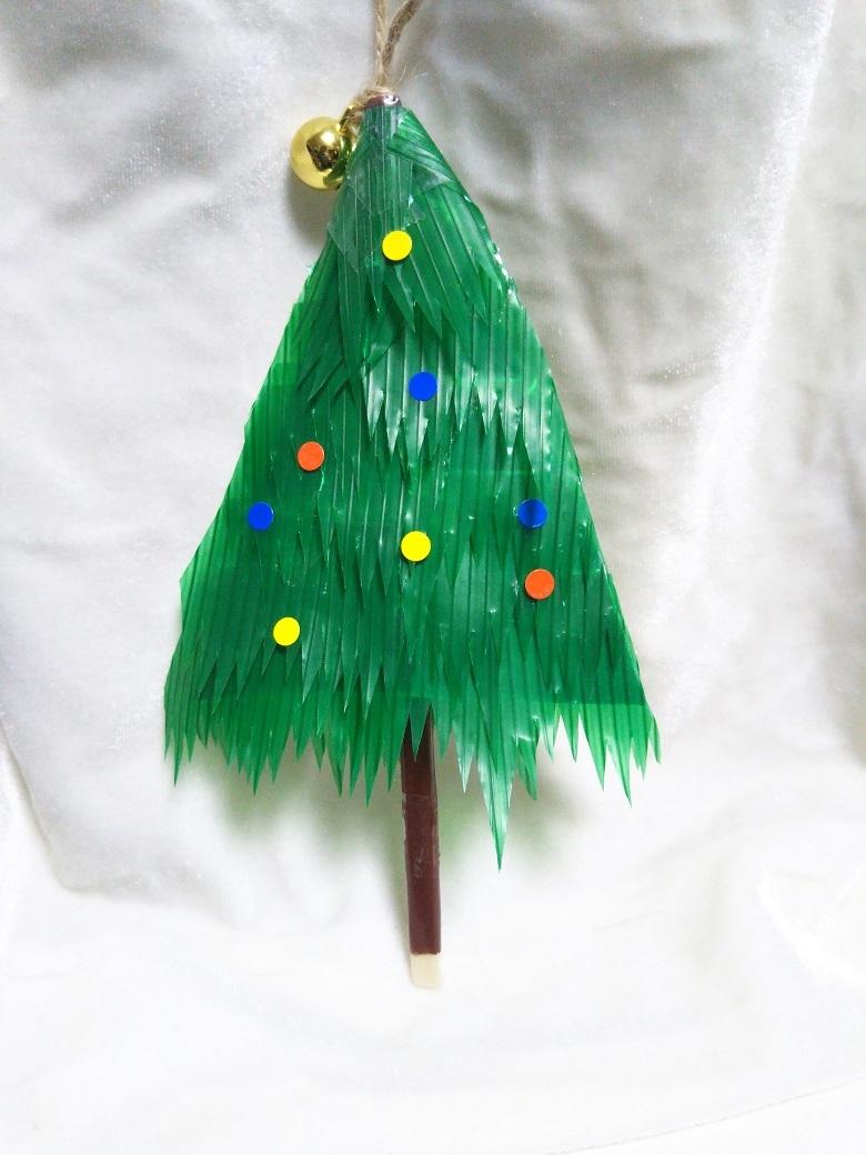 バラン クリスマスツリー完成2