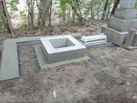 9寸先祖墓in備前鶴海190226_0003_R