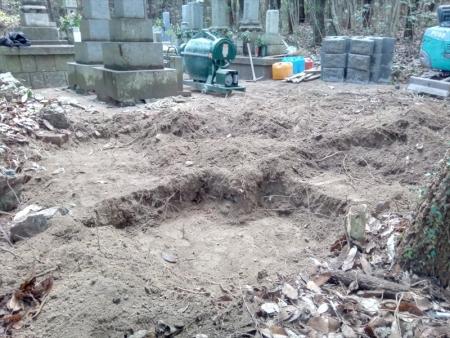 9寸先祖墓in備前鶴海190226_0017_R