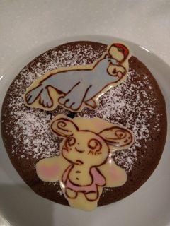 ブログ2 1225ケーキ
