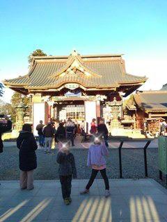 ブログ2 0103神社