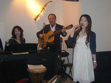 ジャズピアニストEVAのブログ-hassansession