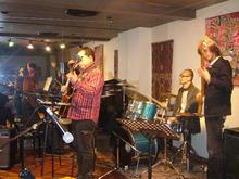 ジャズピアニストEVAのブログ-Urbanaセッション
