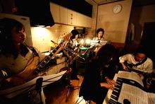 ジャズピアニストEVAのブログ-Reco090516