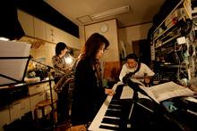 ジャズピアニストEVAのブログ-Reco090516a