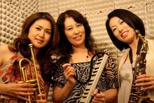 ジャズピアニストEVAのブログ-ハリースタジオ1