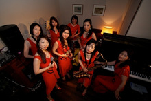 ジャズピアニストEVAのブログ-CDバックインレイ
