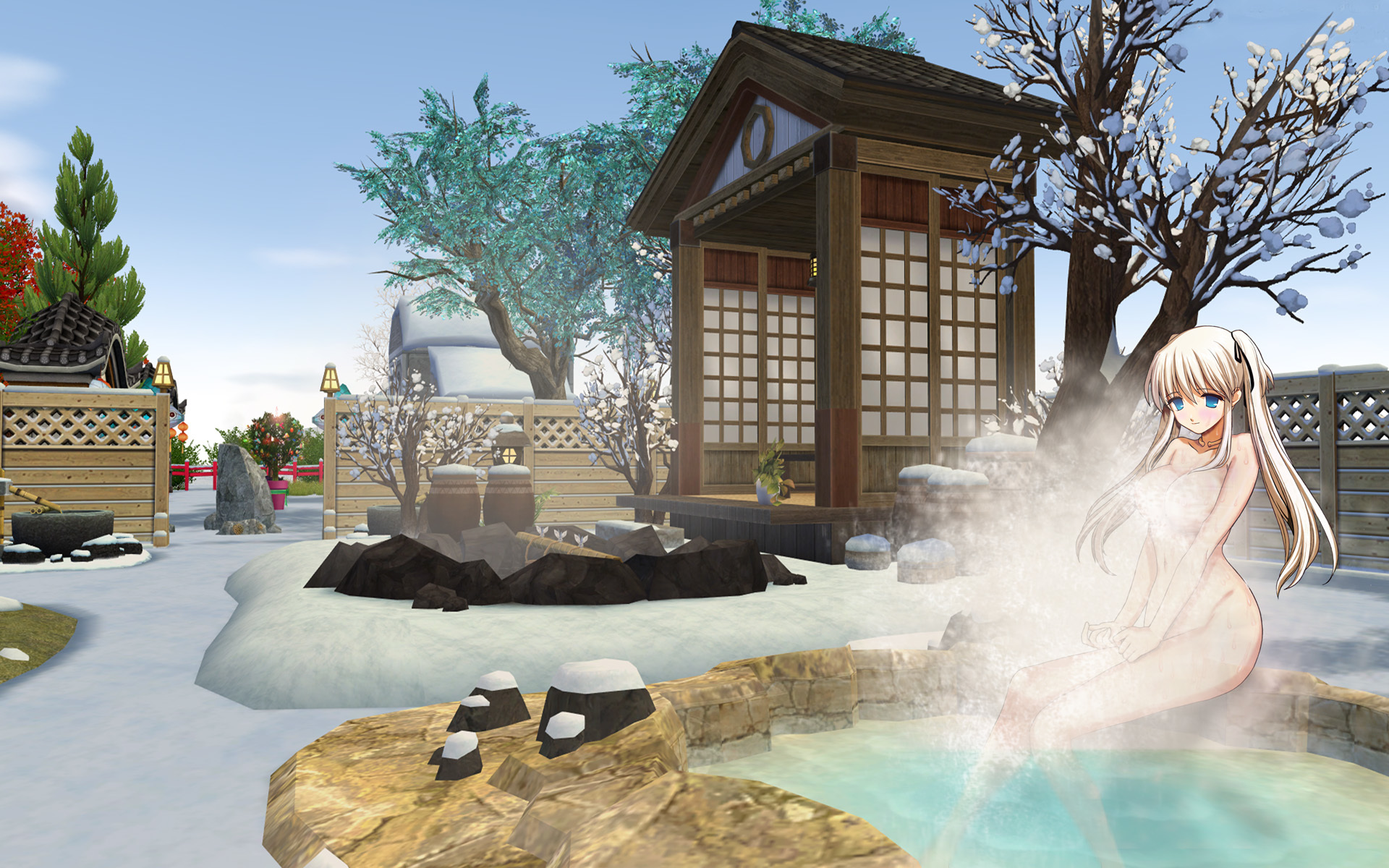 ナオの温泉・2