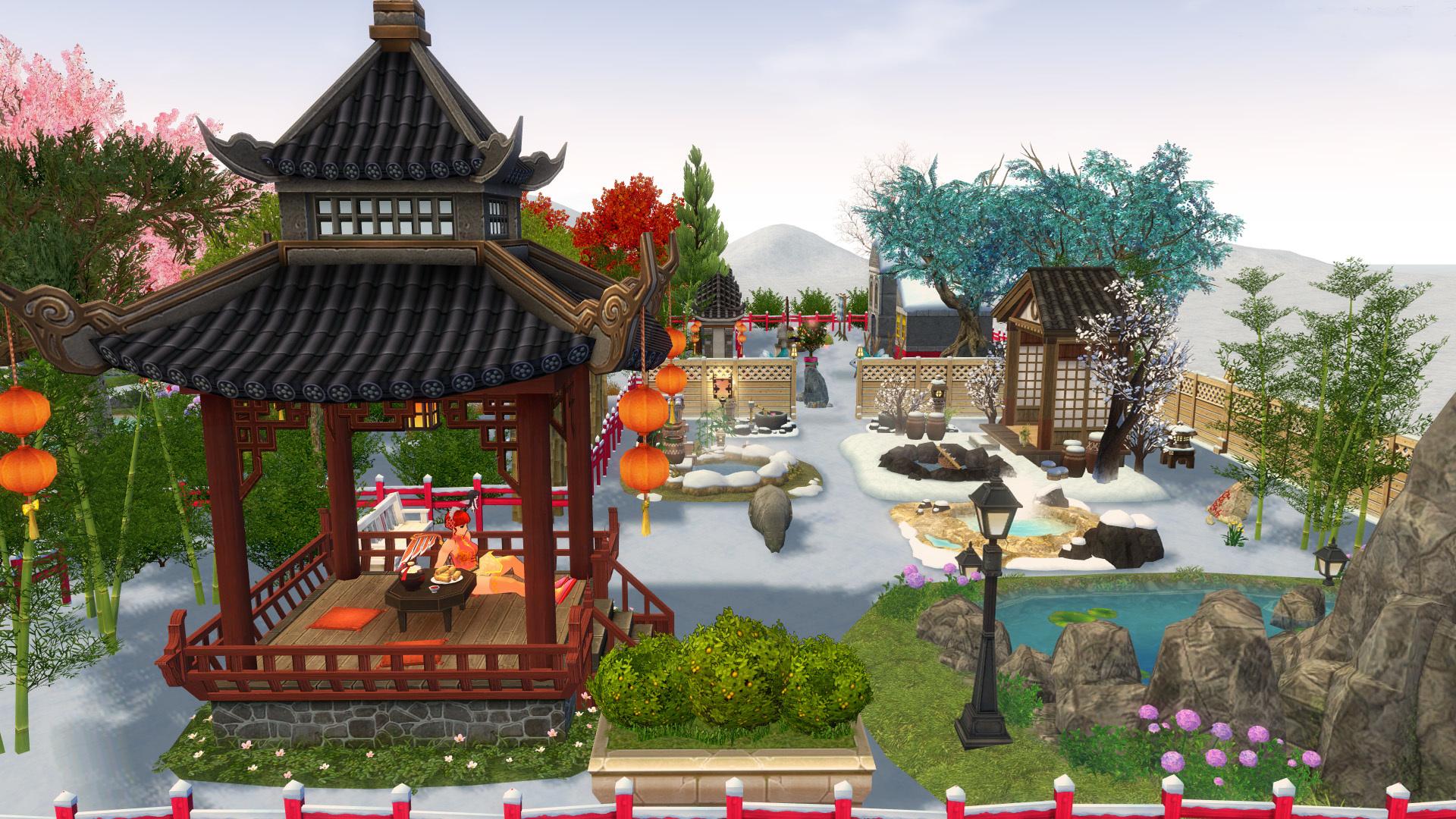 ステファナ農場温泉10