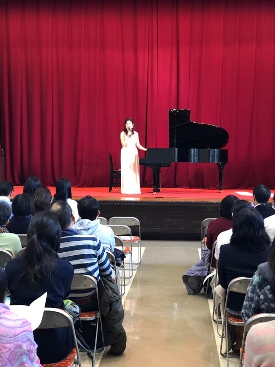 concert talk