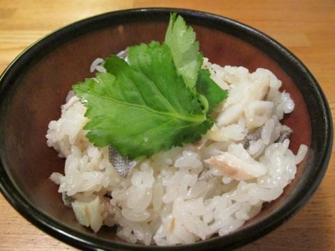 イシダイ飯1