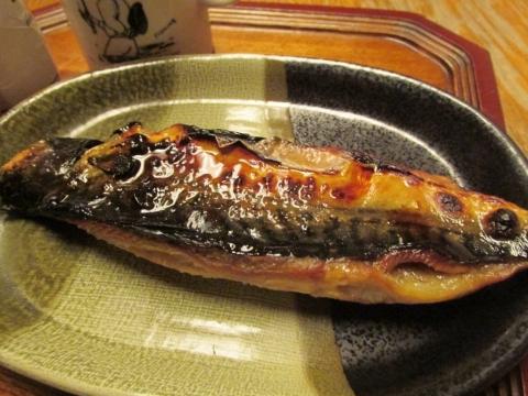 サバの文化干し焼き1
