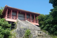 琉球八社 末吉宮