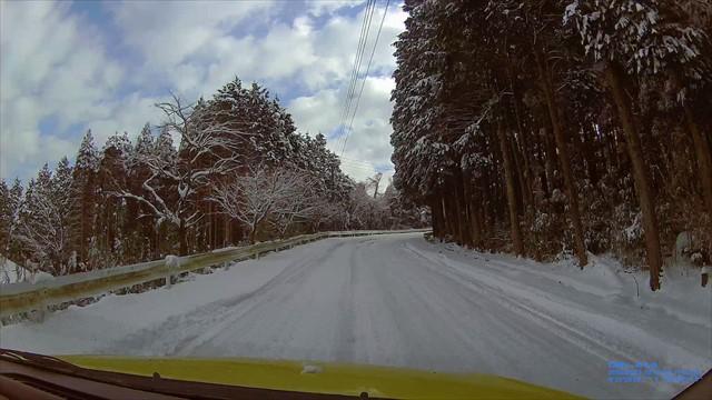 雪の英彦山へ-5