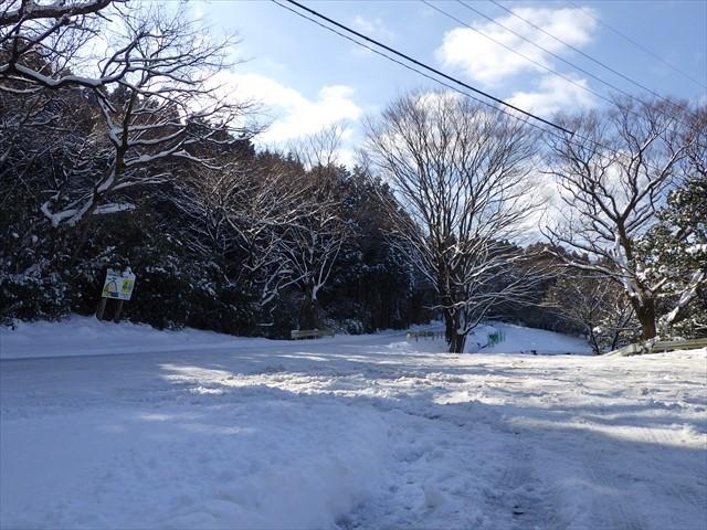 雪の英彦山へ-2