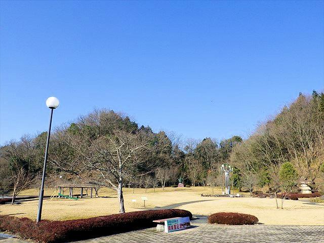 天ケ瀬の墓苑-1