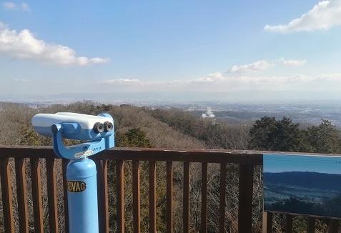 4 奈良盆地は、見透しが効かない