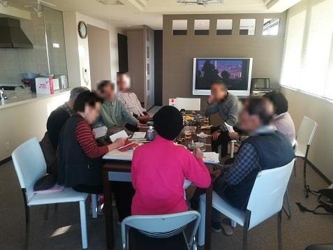 6 山の会の集会