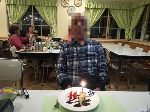 16 本日71歳の誕生日のK氏