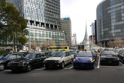 11 名古屋へ到着
