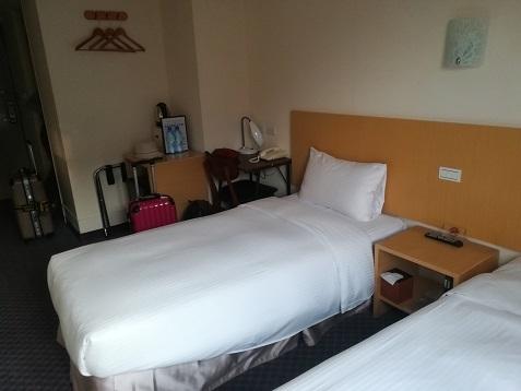 15 ホテル室内