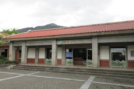 8 游客中心の建物