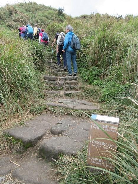 26 登山道は続く