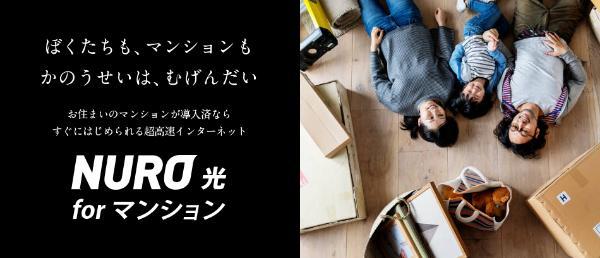 NURO光 for マンション・NURO光 マンションミニ(G2V)