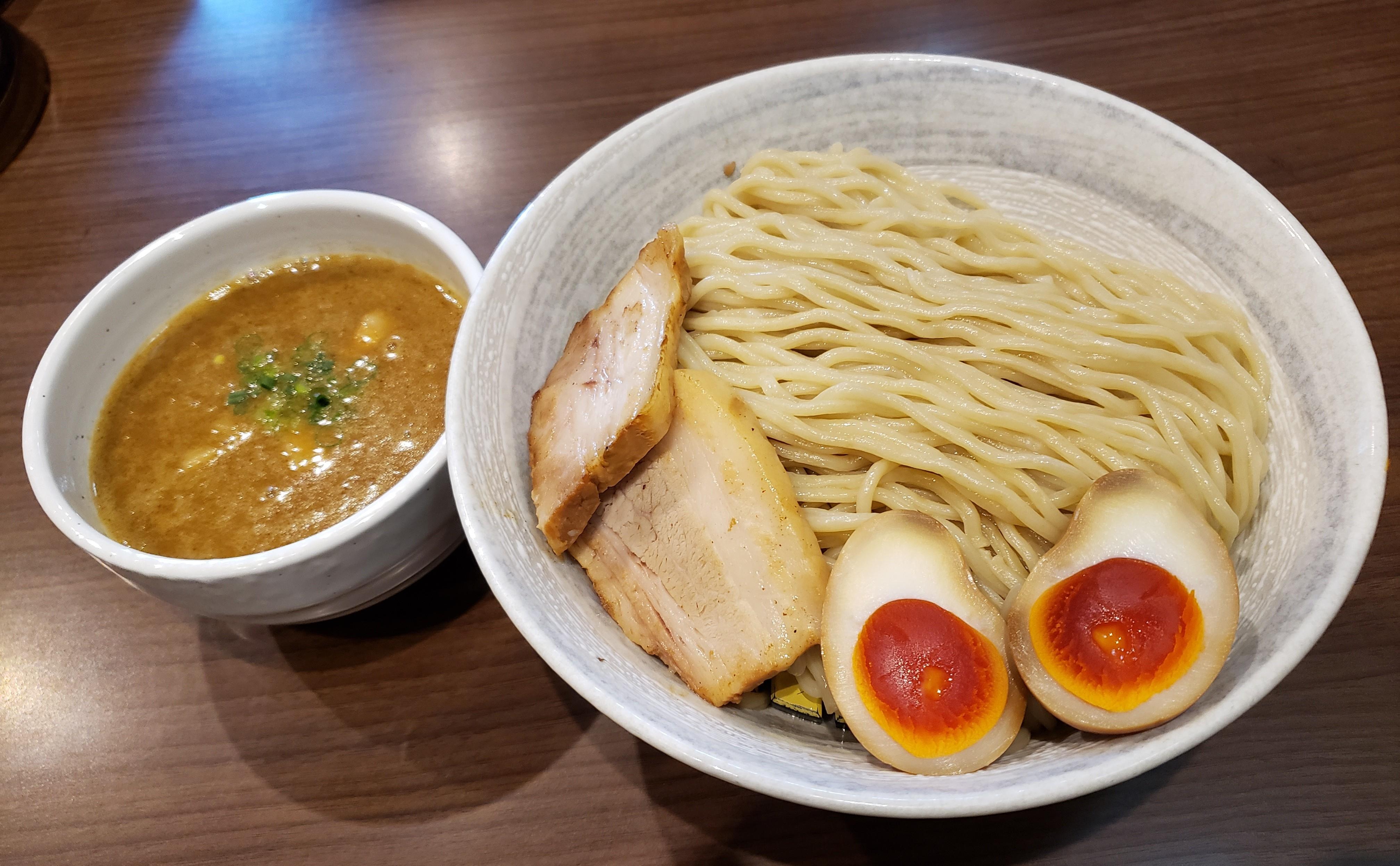 トリパイタンつけ麺